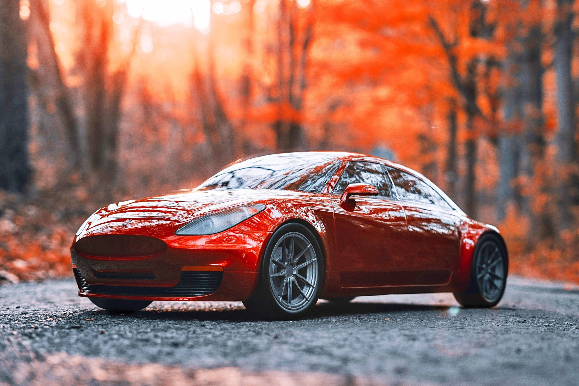 AK Motor International Corporation создала бренд Maple Majestic, под которым решено делать гибриды и электрокары, а со временем марка должна стать главным канадским автопроизводителем.