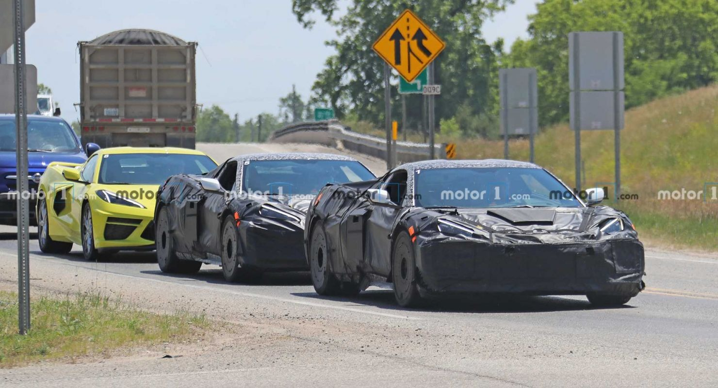 A spy video revealing the next-gen Chevy Corvette Z06 has cropped up online. Rumor has it that the next Corvette flagship will debut as soon as July 2021.