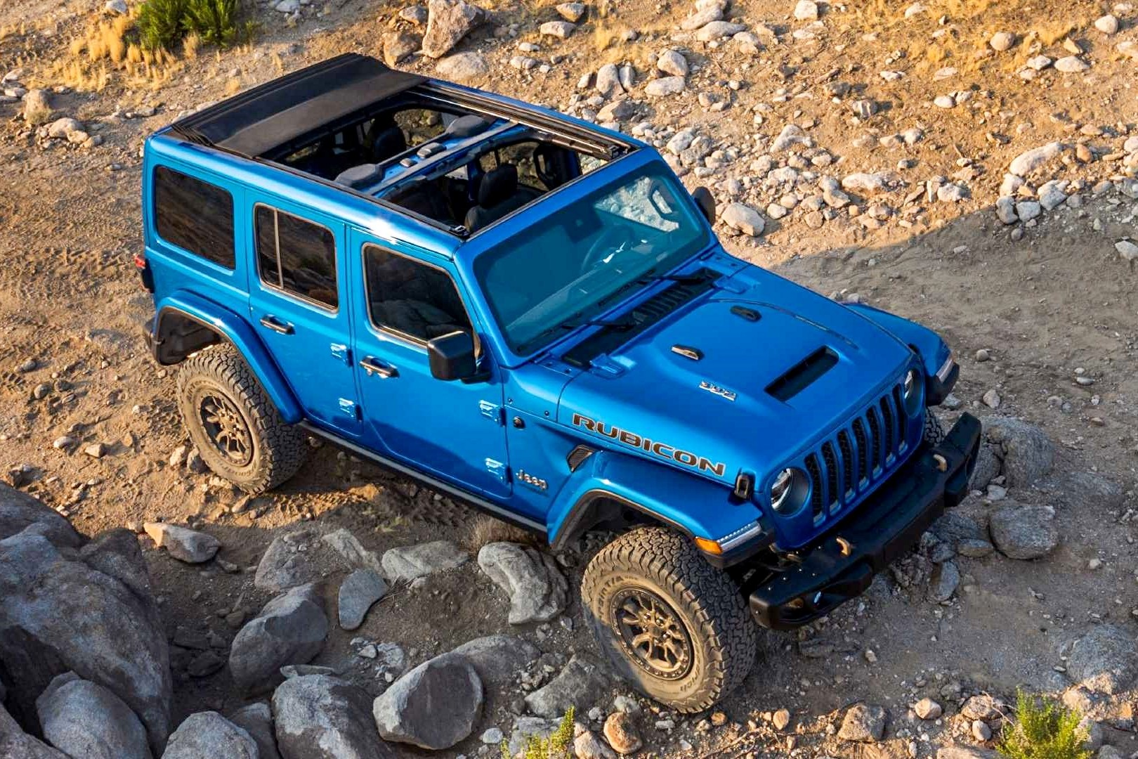 Jeep has just revealed the starting price of its V8-packing Wrangler Rubicon 392 Launch Edition. At U.S. $73,500, the car costs more than the Ram TRX and roughly two and a half times as much as an entry-level Wrangler Sport V6.