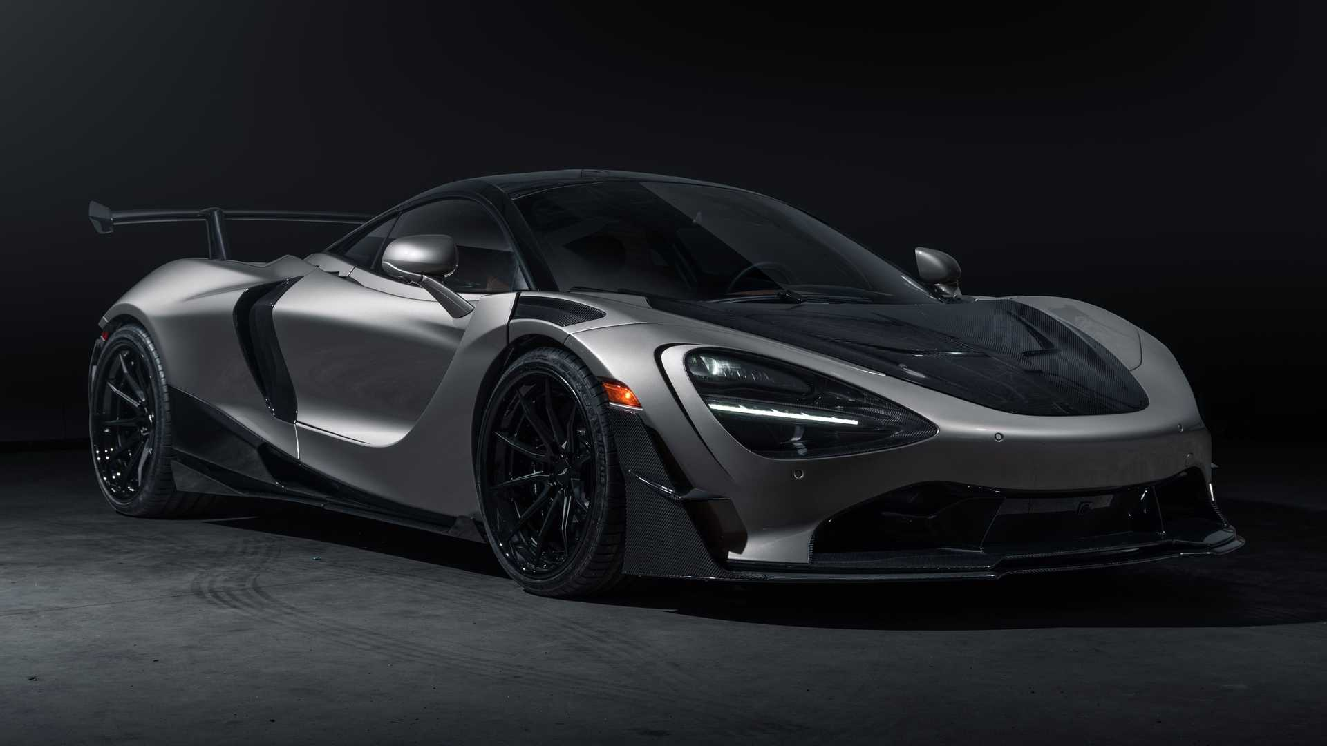 The recently born luxury vehicle customizer SWAE has unveiled its first project: the SWAE 720S, which uses McLaren 720S underpinnings for a rather compelling effect.