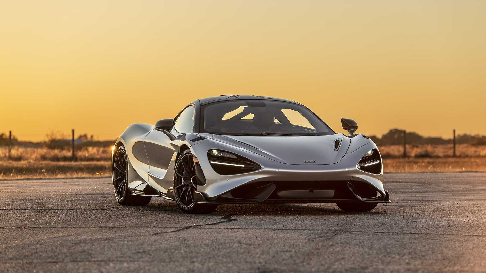 Hennessey Performance measured the performance of the McLaren 765LT on a dyno in early February, concluding that the supercar delivers more punch than its paper specs care to mention. Even so, the tuner resolved to raise the output to 1,000 horsepower at the crank and cut the sprint time down to just 2.1 seconds.