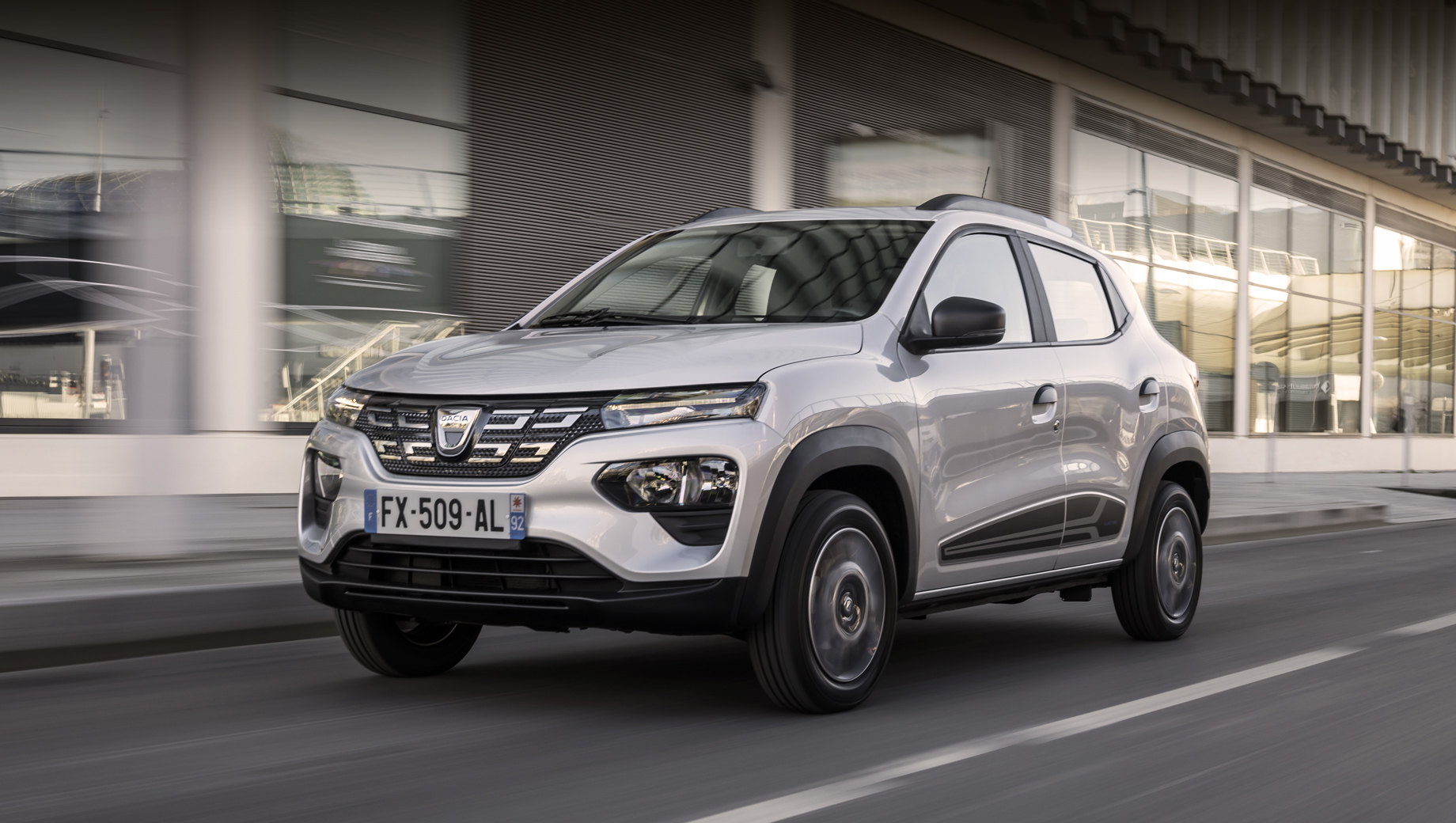 Dacia dealerships in Europe will be opening pre-order books for the Spring EV compact on May 20, 2021. In the meantime, the specs announced last October have been improved across the board.