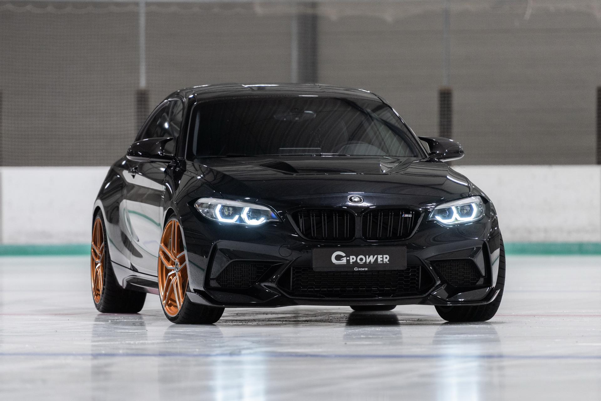 Немецкое ателье тюнинга G-Power предлагает «прокачать» спортивное купе BMW M2 CS вплоть до 660 л.с., а заодно и разжиться аксессуарами. Давайте посмотрим, что входит в перечень.