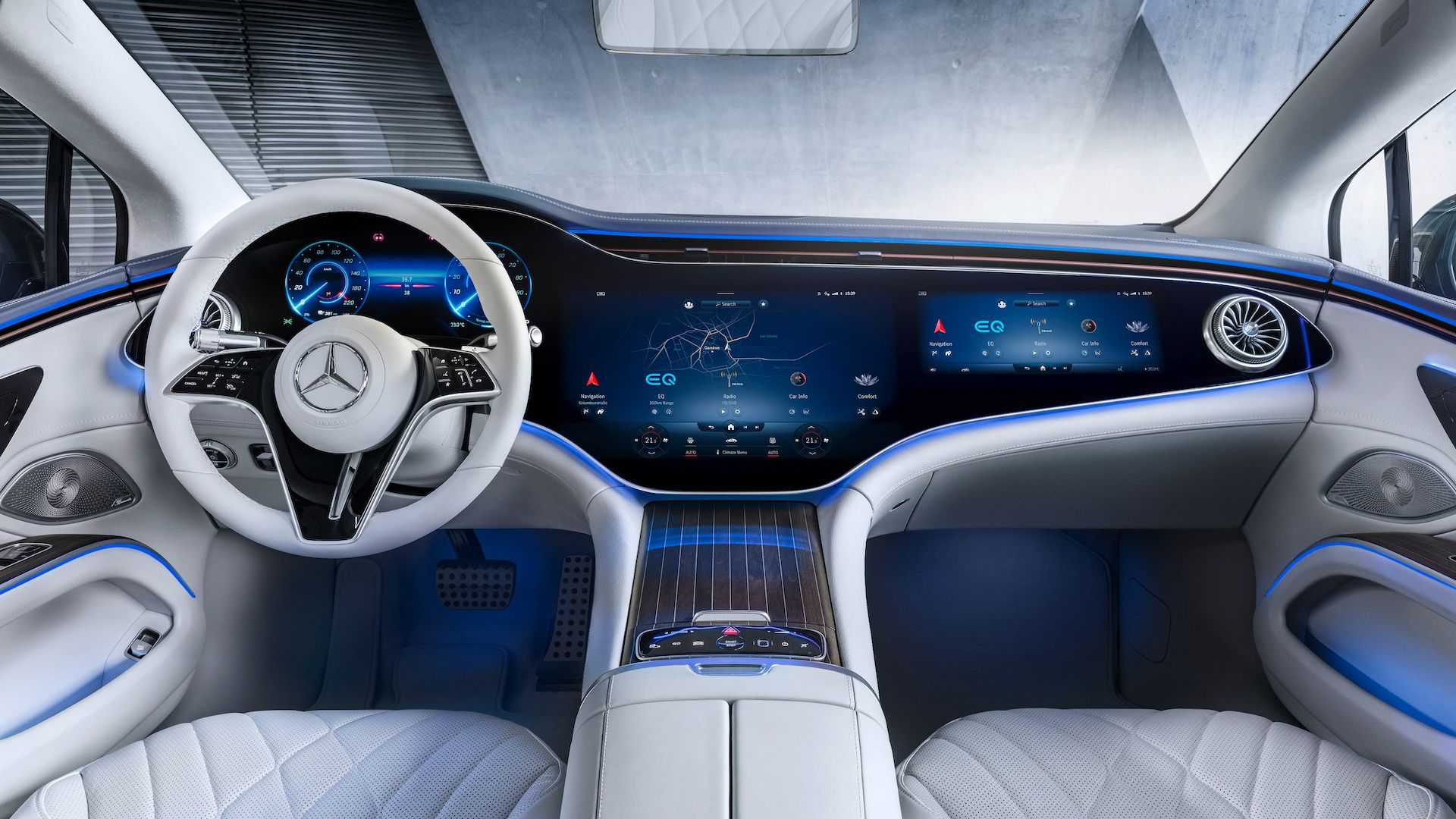 After a long period of waiting, Mercedes has finally revealed that its newest all-electric luxury sedan – the EQS – can cover up to 770 kilometers, or 478 miles, on a single charge.