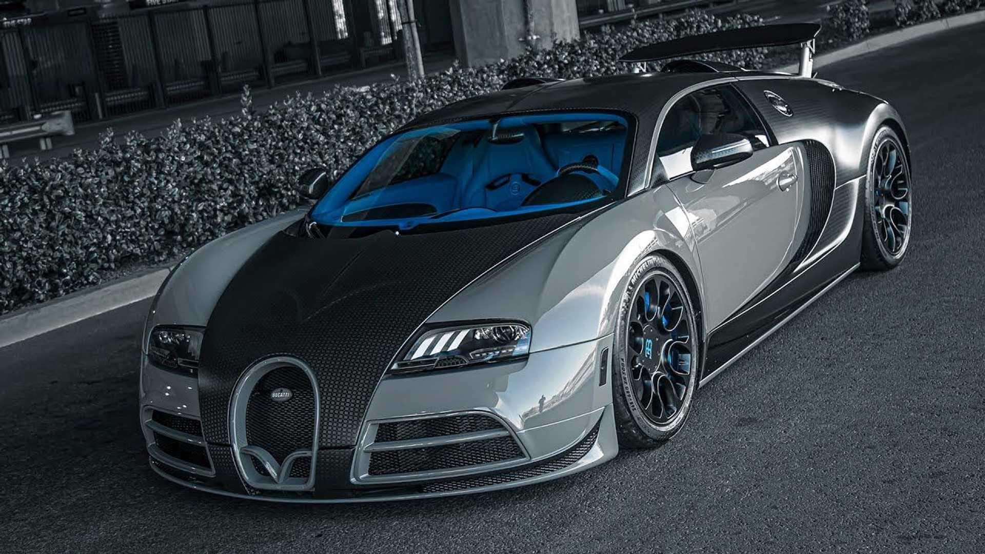 Суперкар Bugatti Veyron с дизайном от знаменитого Йозефа Кабана – настоящая коллекционная редкость: всего было изготовлено 450 экземпляров. Тот, что перед вами, эксклюзивен вдвойне: его дорабатывали два тюнинг-ателье.