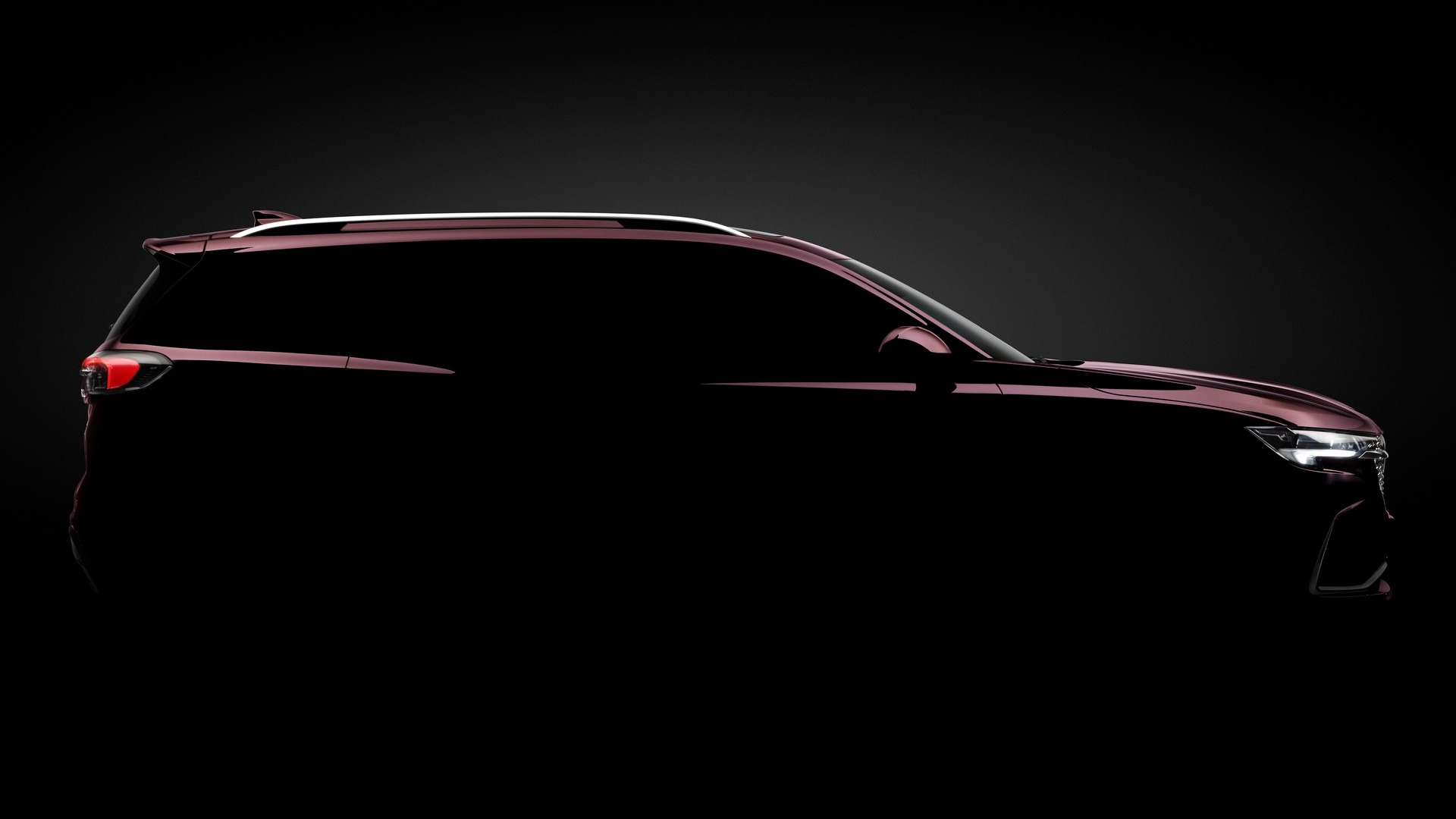 The upcoming mid-size SUV (shown on the titular pic) is being poised as an upmarket alternative to the Envision and Envision S models (shown in the video and the other photos). Stay tuned for the Auto Shanghai premiere later this month.