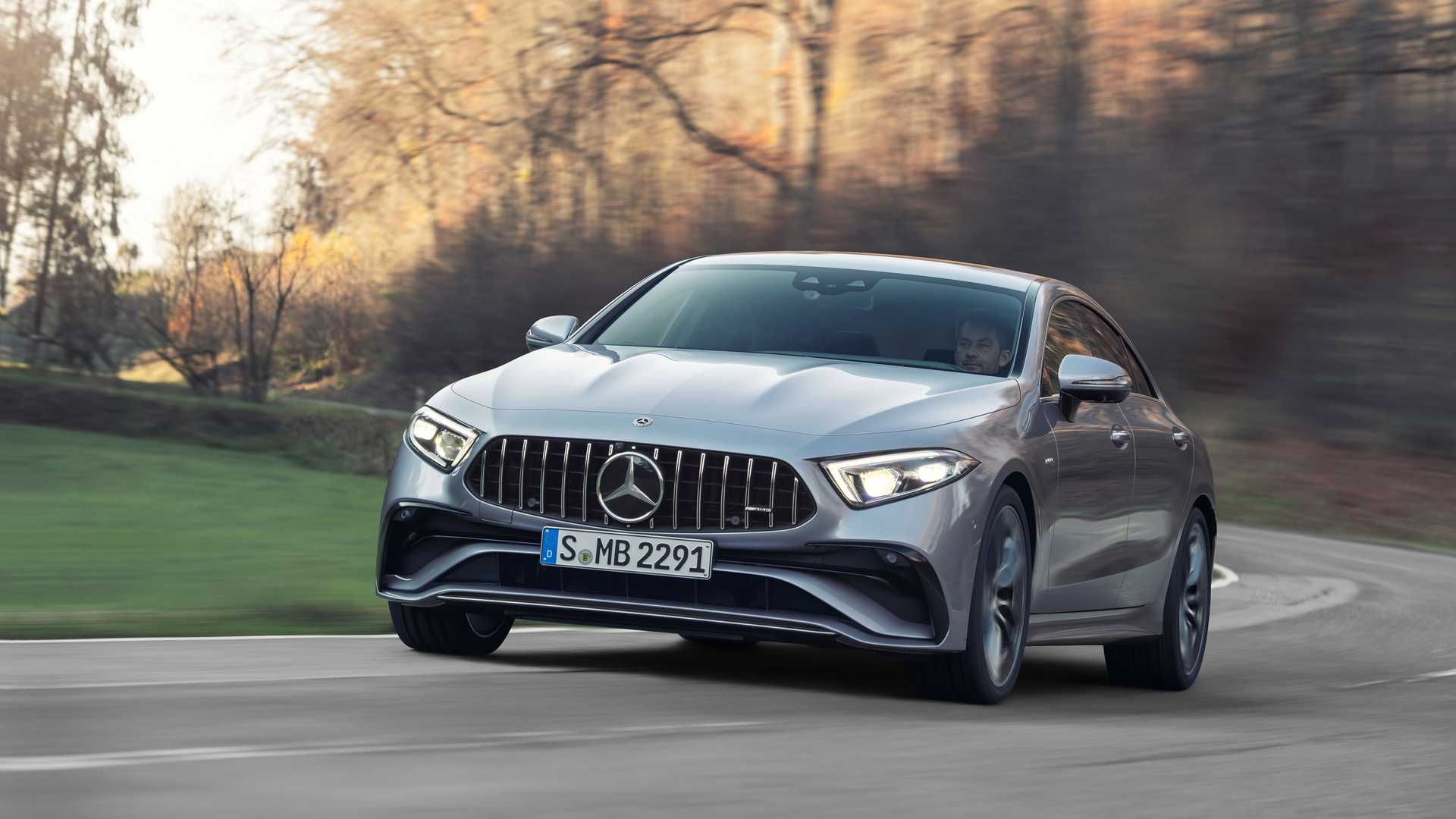 Mercedes cut down a significant portion of its North American CLS lineup earlier today, getting rid of both the CLS 450 (entry-level RWD spec) and the AMG CLS 53 (top spec). Customers in Europe proved much luckier than that: they can still order the regular AMG version, as well as a special edition limited to 300 units.
