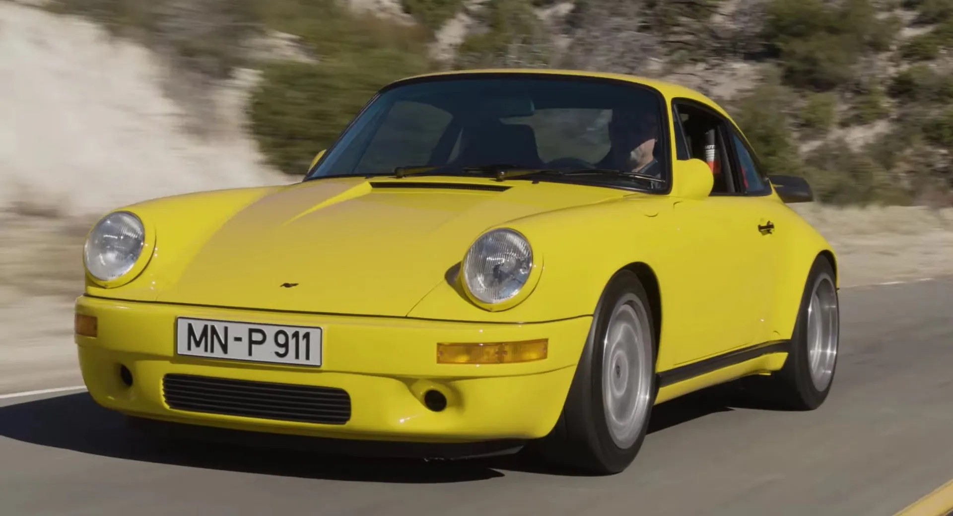 Only those of us born before the late eighties remember the RUF CTR Yellowbird for the legendary track weapon that it was. In his latest video, Matt Farah provides an immersive history tour into the features and exploits of this truly fantastic tuned ride.