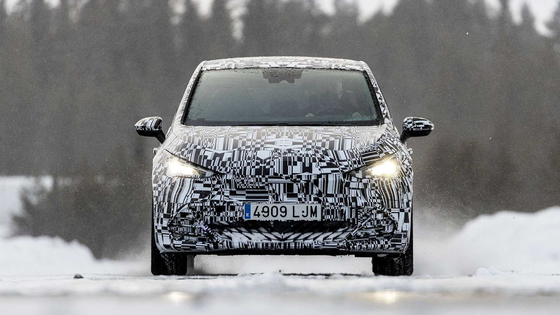 Cupra sure took its time with the electric Born, having revealed the Seat el-Born Concept two years ago and its Cupra counterpart a year after that. Now, it is finally official that the car will hit the spotlight in May.