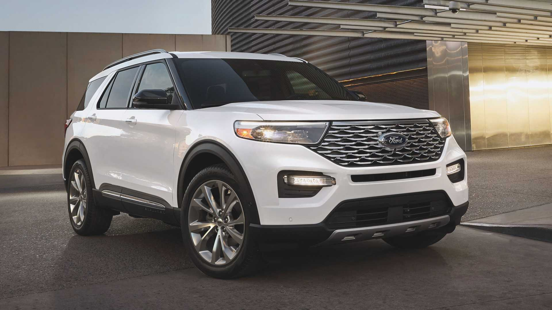 Ford just can't get enough of Explorer special editions. After debuting the King Ranch at the beginning of the year (see video), it has announced Timberline and three other variants available to order right now.