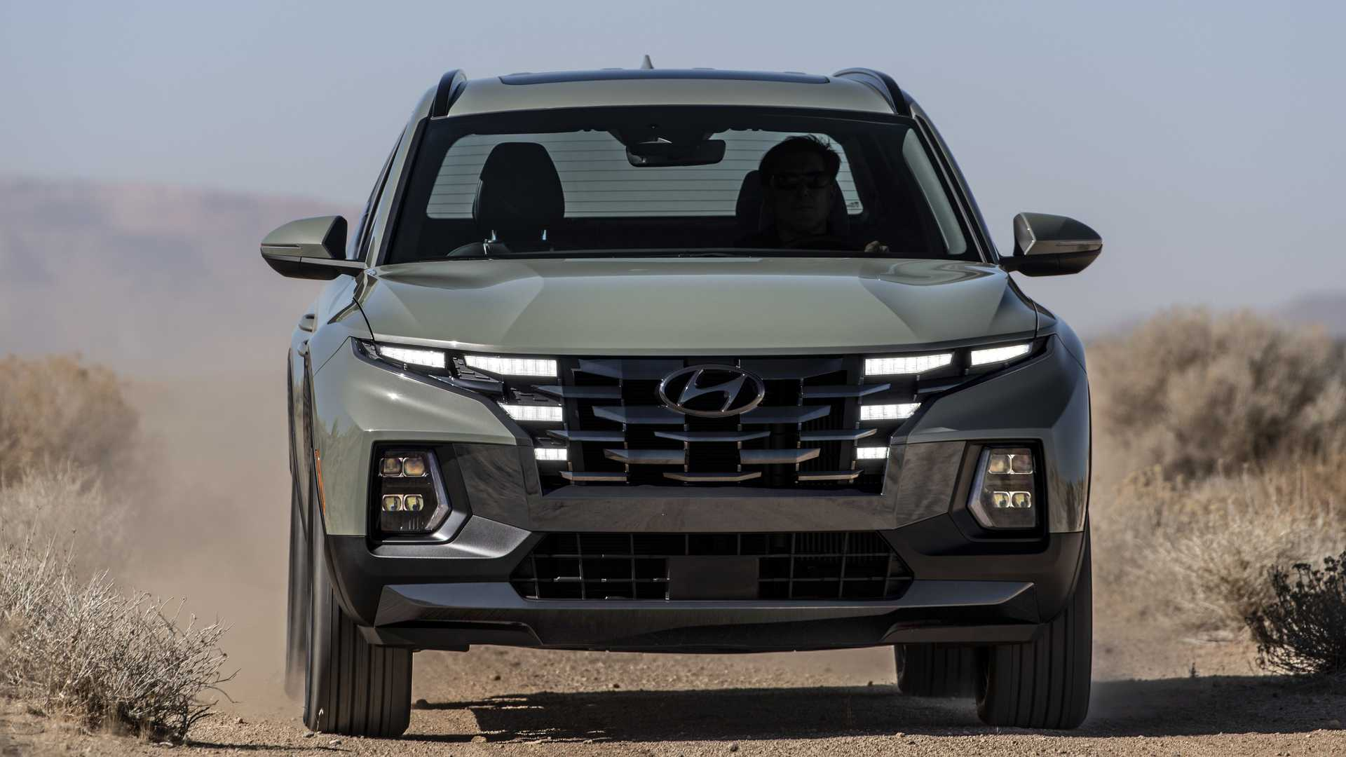 The Hyundai pickup, which the company first revealed six years ago, is finally here and should be available to order in North America in late April.