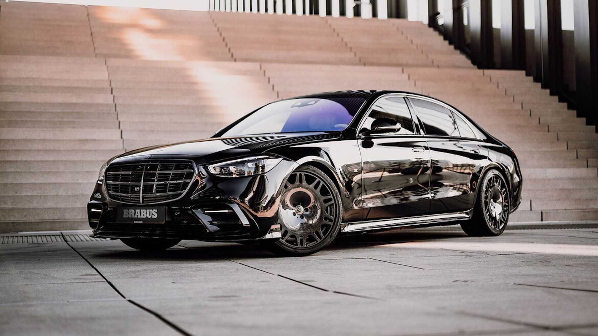 The Mercedes S-Class is the go-to flagship with a tri-pointed star badge, but those who desire still more individuality may turn themselves to Brabus for a round of tuning.