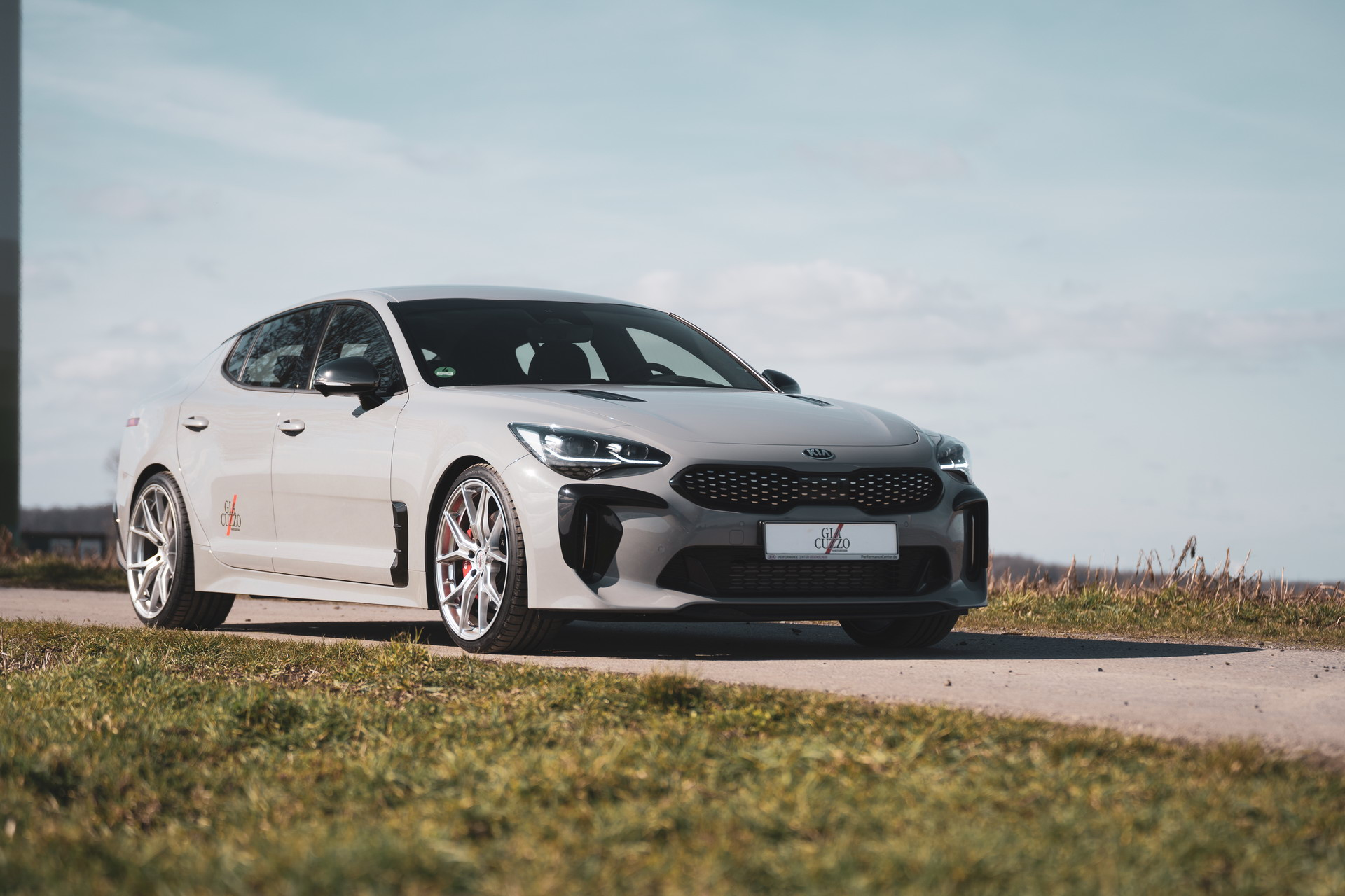 With Audi, BMW and Mercedes cars being recognized and loved worldwide, German people have every reason to be proud of their automotive industry. But when local customization shops get tired of tuning these, something like a Kia Stinger may be a nice distraction.