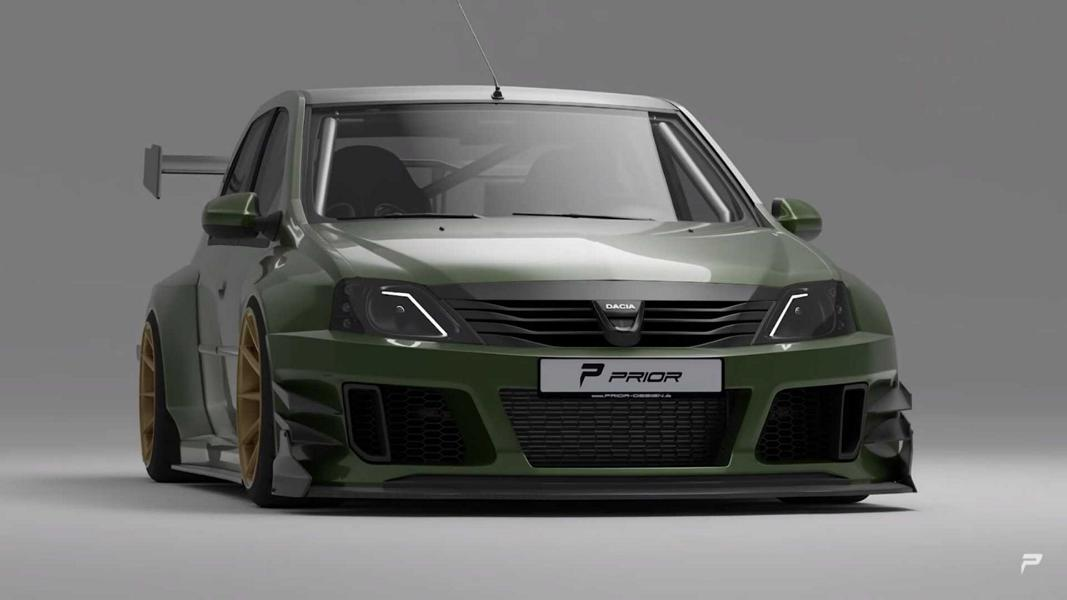 It is no secret that Prior Design, a tuner based in Kamp-Lintfort, Germany, has been customizing some relatively cheap rides lately. Its portfolio is no longer limited to Lamborghini and McLaren supercars – there's even a Hyundai i30 and a VW Beetle in there. Even so, its latest video is baffling, to say the least.