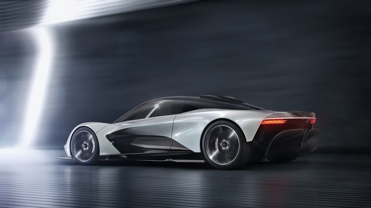 The British supercar maker will soon be revealing its development strategy for the coming years, but the media seem to have gotten their hands on some documents ahead of their official release.
