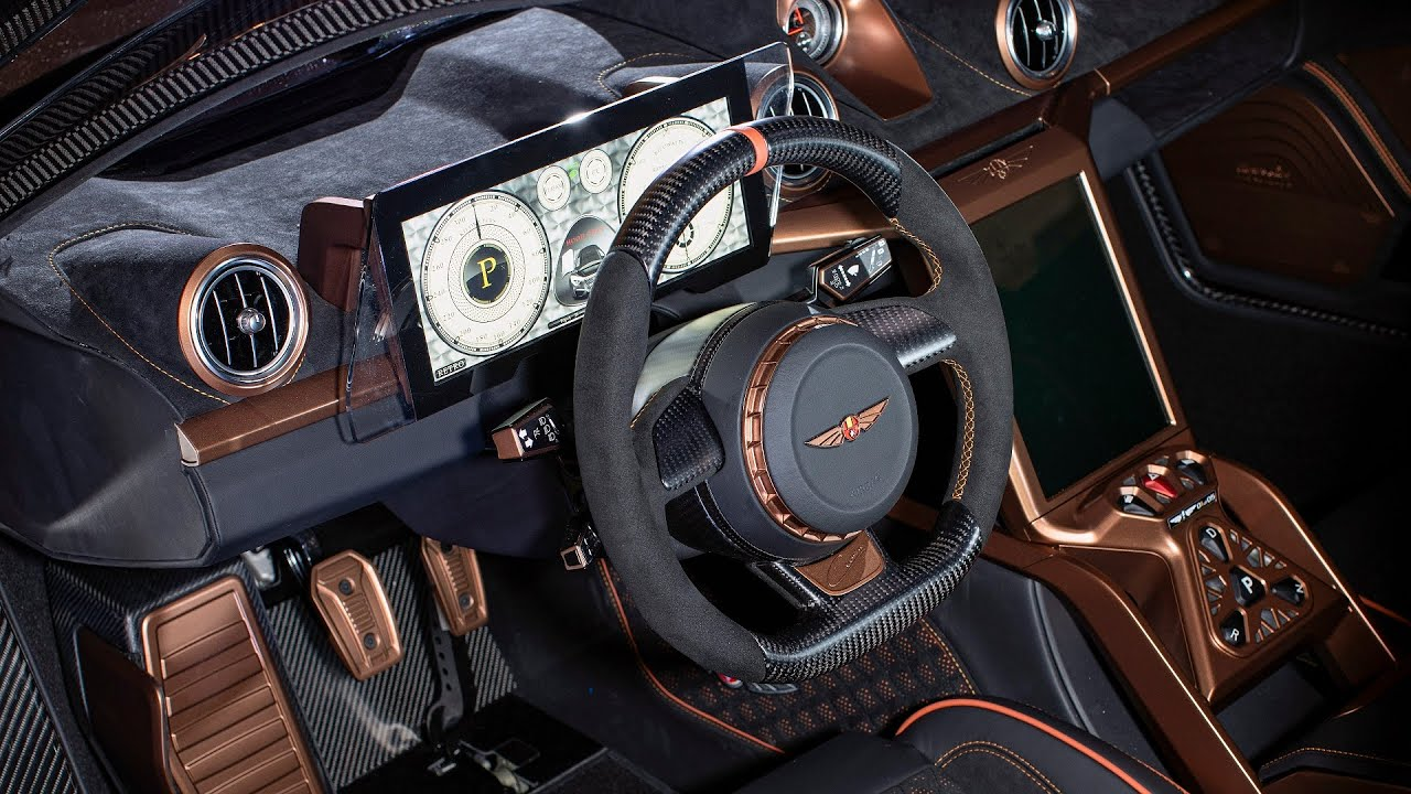 Электромобиль Hispano Suiza Carmen выйдет на рынок лишь в следующем году, а пока возрождённая марка продолжает делиться подробностями. К примеру, каждый из девятнадцати заказчиков сможет подогнать машину под себя благодаря программе Unique Tailormade.