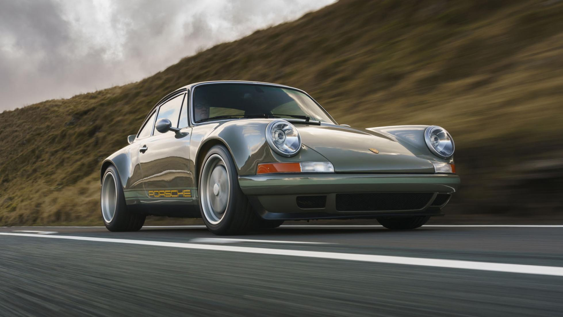 UK-based car tuner and restorer Theon Design has finished working on a one-off Porsche 911 for a client from Hong Kong. The overall level of execution makes you wonder whether the renowned Singer Vehicle Design just landed with a serious rival.