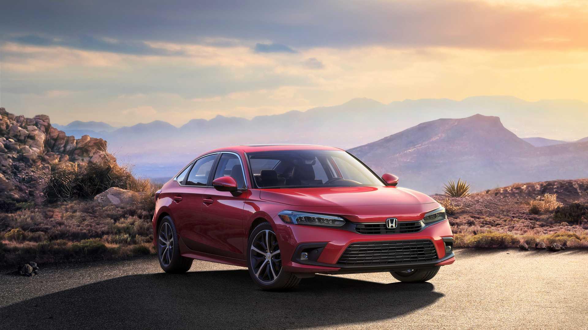 Первый снимок экстерьера нового Honda Civic был опубликован пару недель назад, теперь же производитель раскрыл все подробности.
