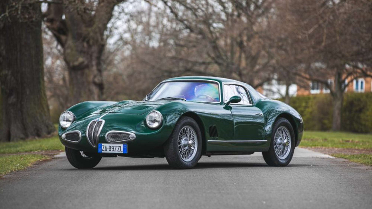 A one-off Alfa Romeo 1900 Coupe allegedly designed by Italian coachbuilder Autotecnica del Lario 56 years ago will go on sale next month. The seller expects it to fetch around £140,000.