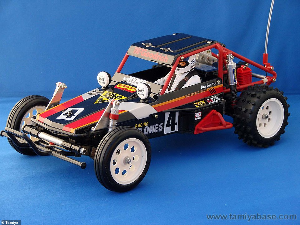 British toy maker Little Car and Japanese company Tamiya have teamed up to reveal Wild One Max, an $8,250 toy construction set that you can put together to get a road-worthy electric buggy.