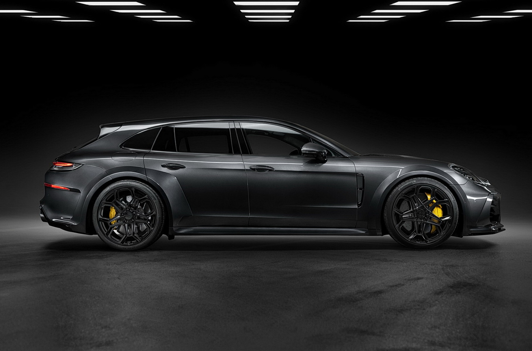 German tuner TechArt has rolled out a massive upgrade program for all latest-gen Porsche Panamera models. Let's see what's new and exciting.