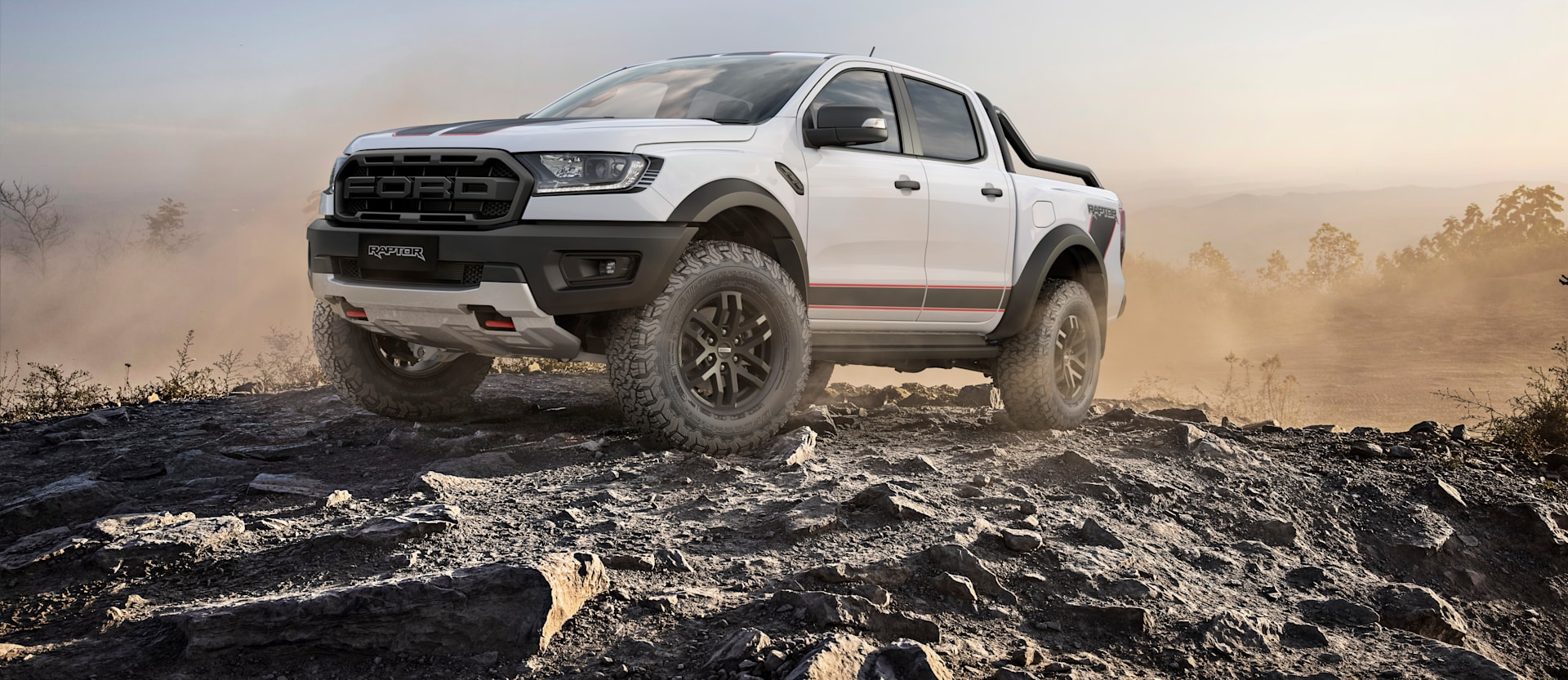 Ford has unveiled the Raptor X variant of its Ranger pickup in Australia, which is all show and the same go as before.