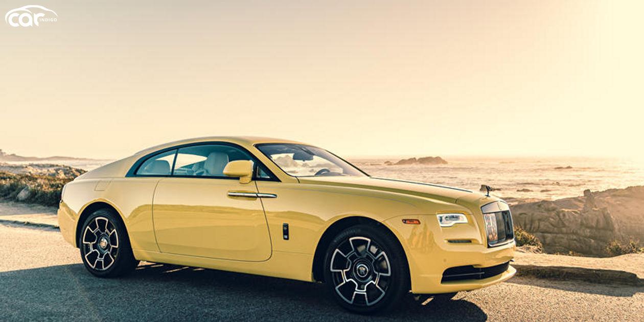 В следующем модельном году Rolls-Royce завершит поставки двухдверных Dawn и Wraith на американский рынок.