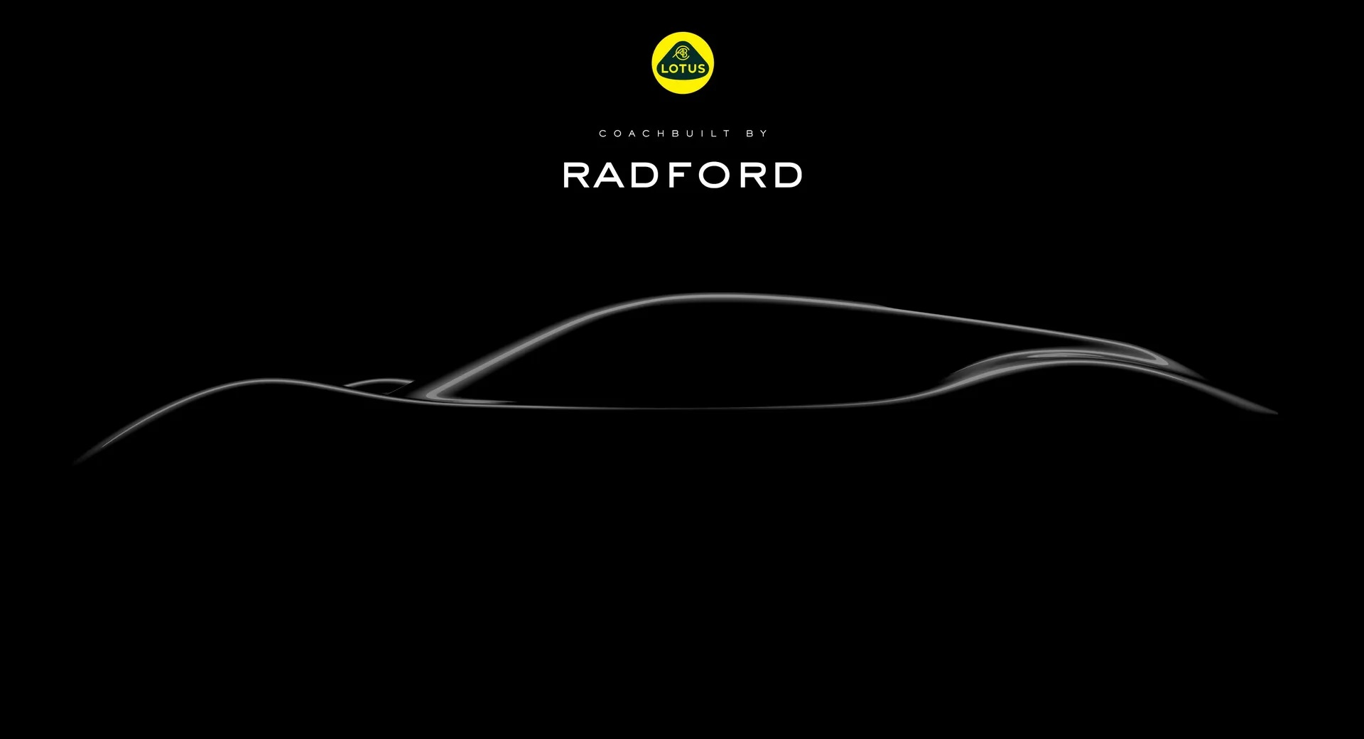 The once deceased London coachbuilder Harold Radford returns under the name of H.Radford (Coachbuilders) Ltd and even has a teaser pic of a coming car to show us.