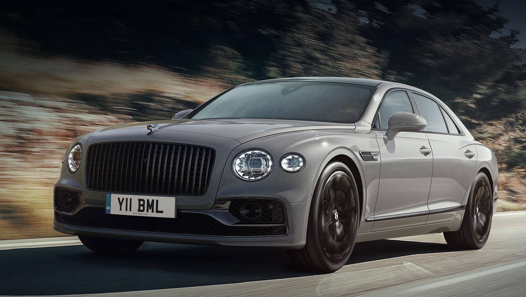 Нынешний Bentley Flying Spur дебютировал всего два года назад (см. видео), но производитель уже нашёл, что улучшить.