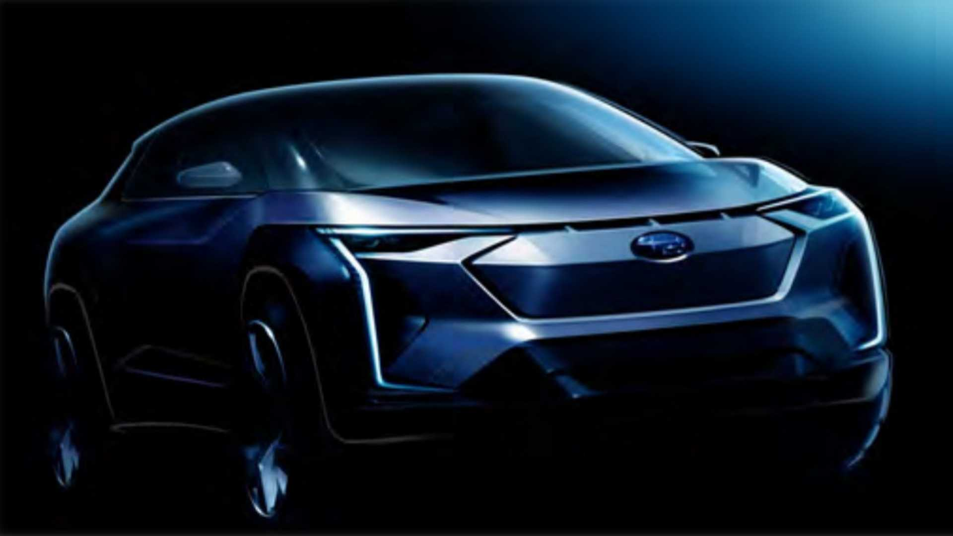 Subaru has unveiled its first fully electric car, a C-class crossover SUV named the Solterra after Latin words 'sol' for the Sun and 'terra' for the Earth. Availability is expected in multiple countries in mid-2022.