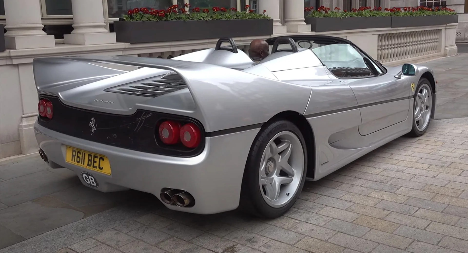 Ferrari has graced the world with dozens of amazing supercars, and the F50 continues to be regarded as one of the best. The owner of this example from London wanted everyone around to feel envy, so he swapped the OEM exhaust out for a Tubi Style straight pipe.