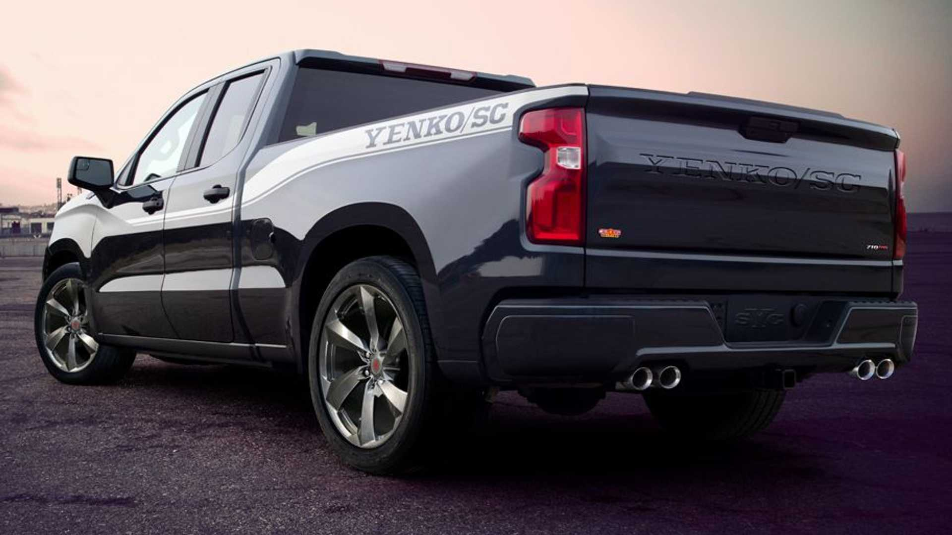Некоторое время назад тюнер SVE показал 800-сильный Chevrolet Silverado с модернизированным V8 6.2. Теперь же нам продемонстрировали тот же пикап, но с чуть меньшей отдачей.