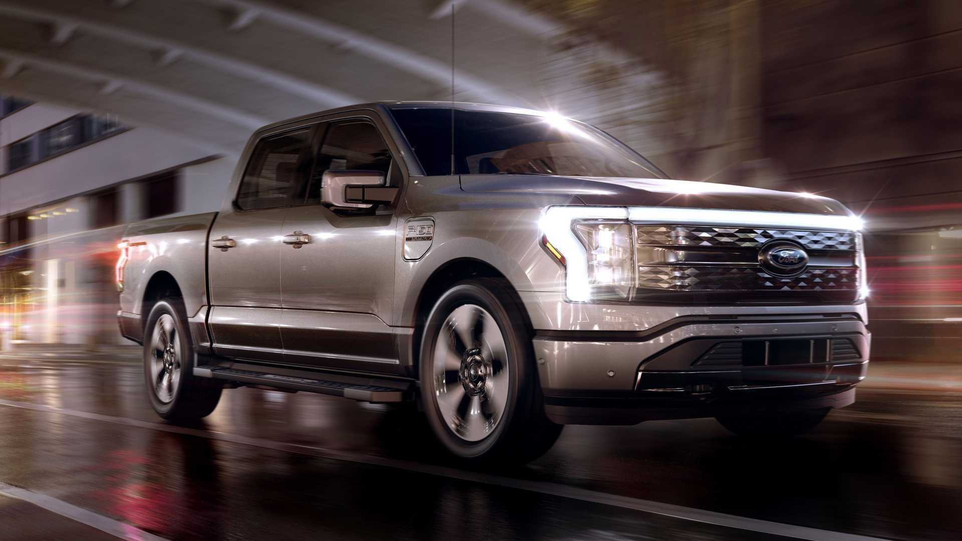 The all-electric Lightning version of the Ford F-150 is finally here, rocking a body made of military-grade aluminum, the sturdiest frame so far, and a high-end powertrain.