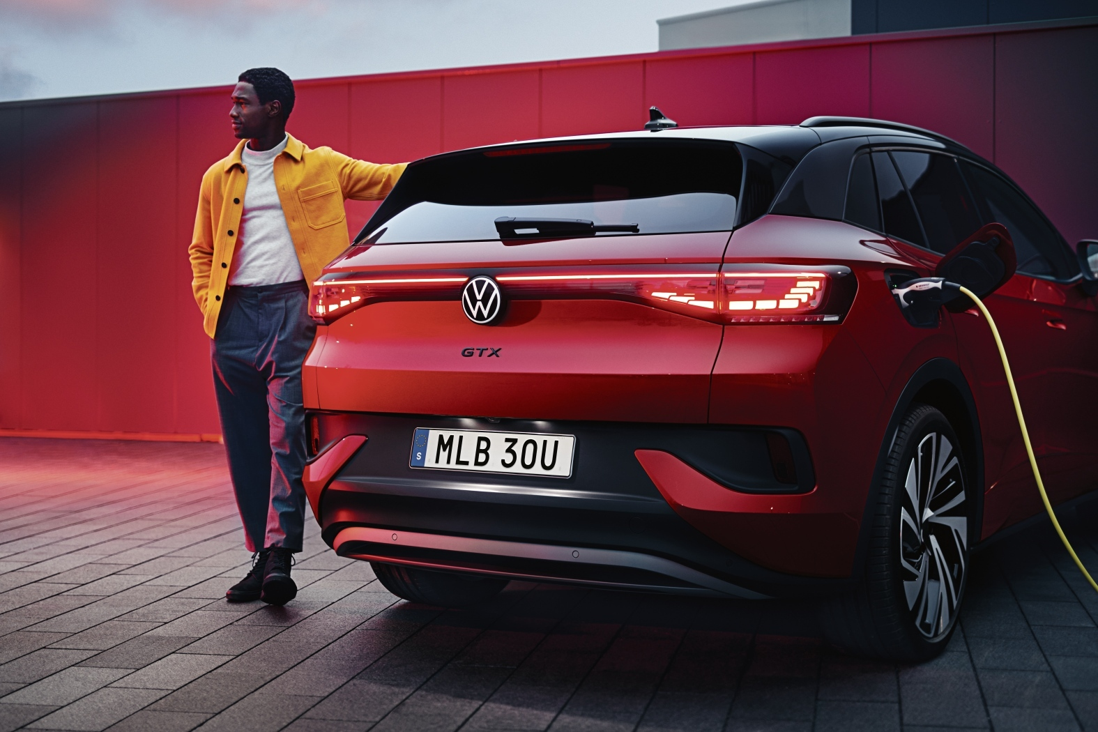Volkswagen has opened the pre-order books for its latest and greatest all-wheel-drive battery SUV, the ID.4 GTX.