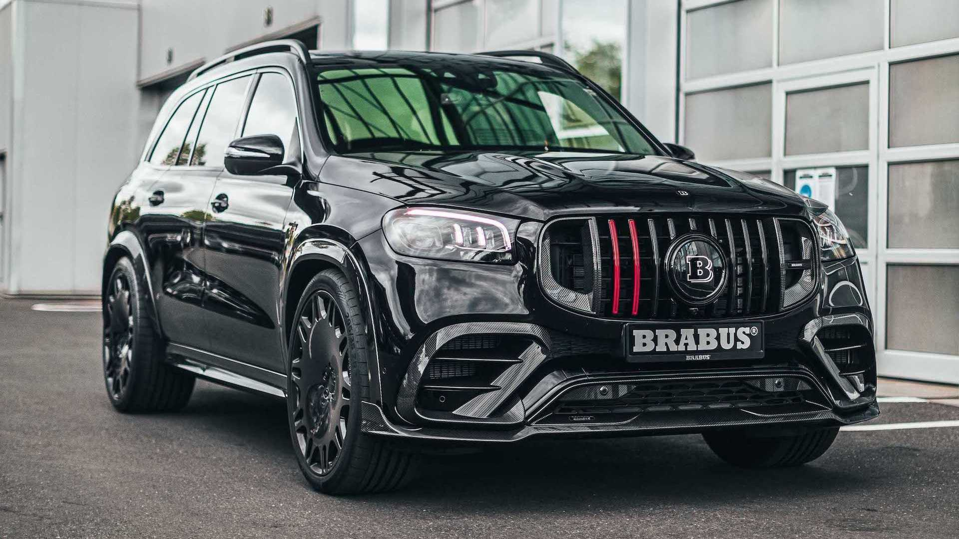 """Brabus counts among the most successful and prolific tuners when it comes to customizing Mercedes-Benz cars. After revealing the """"Brabus 800"""" take on the Mercedes-AMG E63 S, the company has now complemented the range with two other conversions based on the AMG GLE 63s and the AMG GLS 63. For now, let us focus on the latter."""
