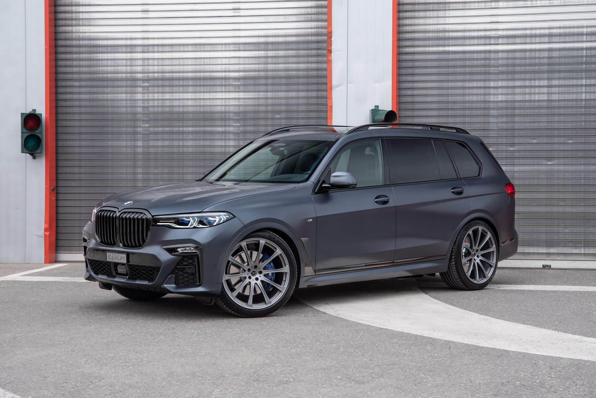 Баварский автопроизводитель BMW решил, что его паркетник X7 и так достаточно силён, чтобы не разрабатывать M-версию, но тюнеры усмотрели в этом упущенную возможность.