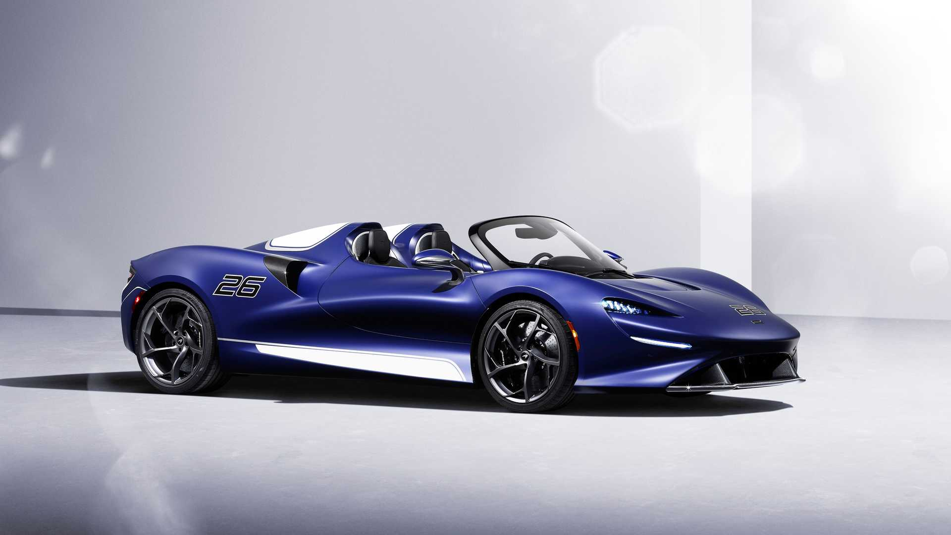 The McLaren Elva speedster was unveiled in 2019 and has now finally reached production. The company cut the original plans from 399 down to just 149 units, some of them without the windshield.