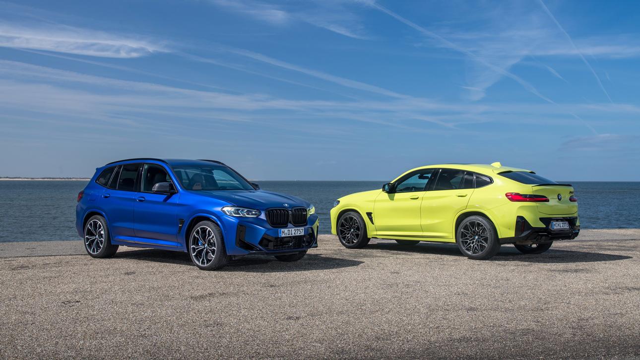 Рестайлинговый BMW X3 раскрыл внешность на сертификационных снимках из Китая почти месяц назад, затем автопроизводитель опубликовал видеотизер X3 и X4, а теперь новинки представлены официально – вместе с «горячими» M-версиями.