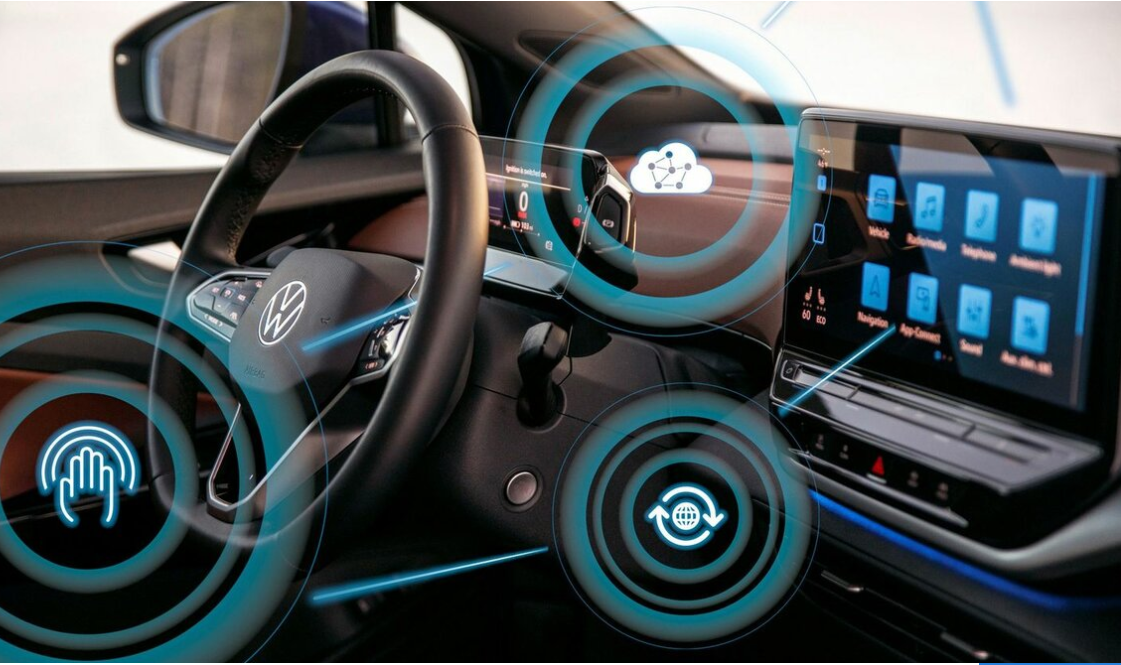 Volkswagen has announced what it calls its 'new DNA', a proprietary software solution that will provide owners of VW-badged EVs with unique benefits and ultimately enable the creation of completely self-driving vehicles.