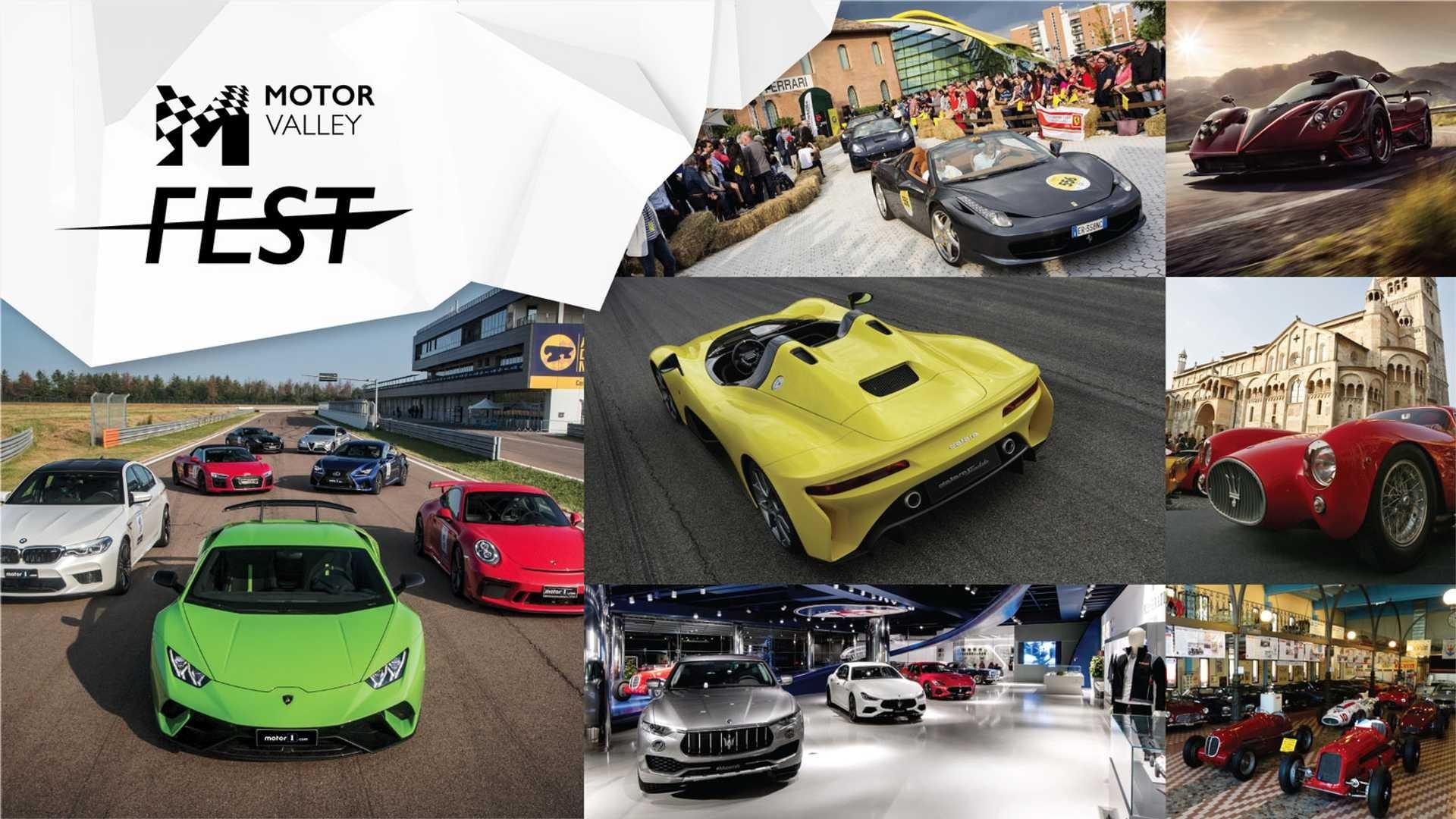 В прошлом году автомобильный фестиваль Motor Valley проходил в цифровом формате из-за пандемии. В 2021-м все будет по-другому: все мероприятия можно посетить очно и в онлайн-формате. Заметим, что это первое крупное автомобильное шоу в Европе, которое состоится «вживую» в 2021 году.