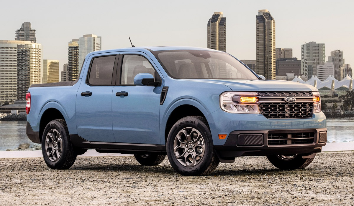 Ford has been making some major ripples with the announcement of the Maverick, its affordable, compact, electrified pickup truck for the USA. The latest news only makes things more interesting.