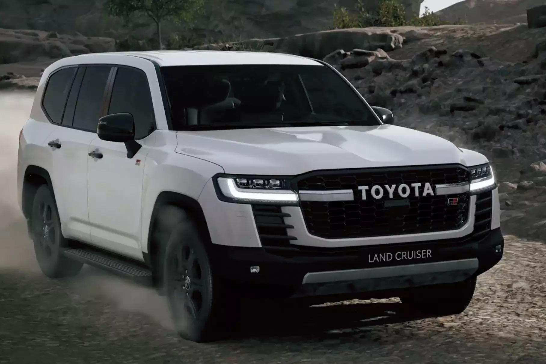 Накануне японский автомобилестроитель «Тойота» презентовал новое поколение Land Cruiser, которое получило приставку 300. Теперь же нам предлагается взглянуть на «спортивную» версию GR Sport.