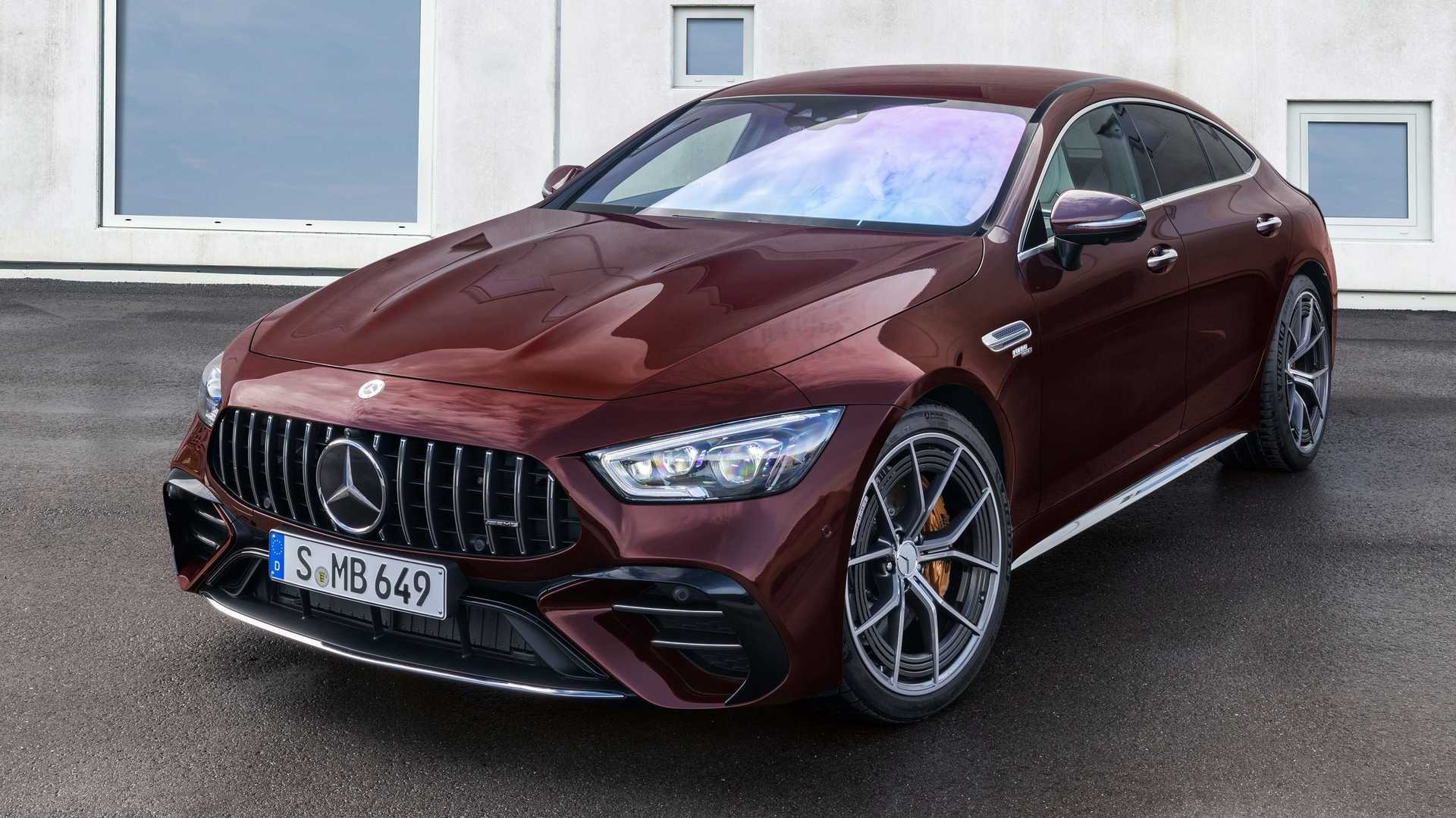 Mercedes-AMG has rolled out a refreshed version of its GT sedan, complete with an exclusive Manufaktur Edition. Sales in the USA start this fall.