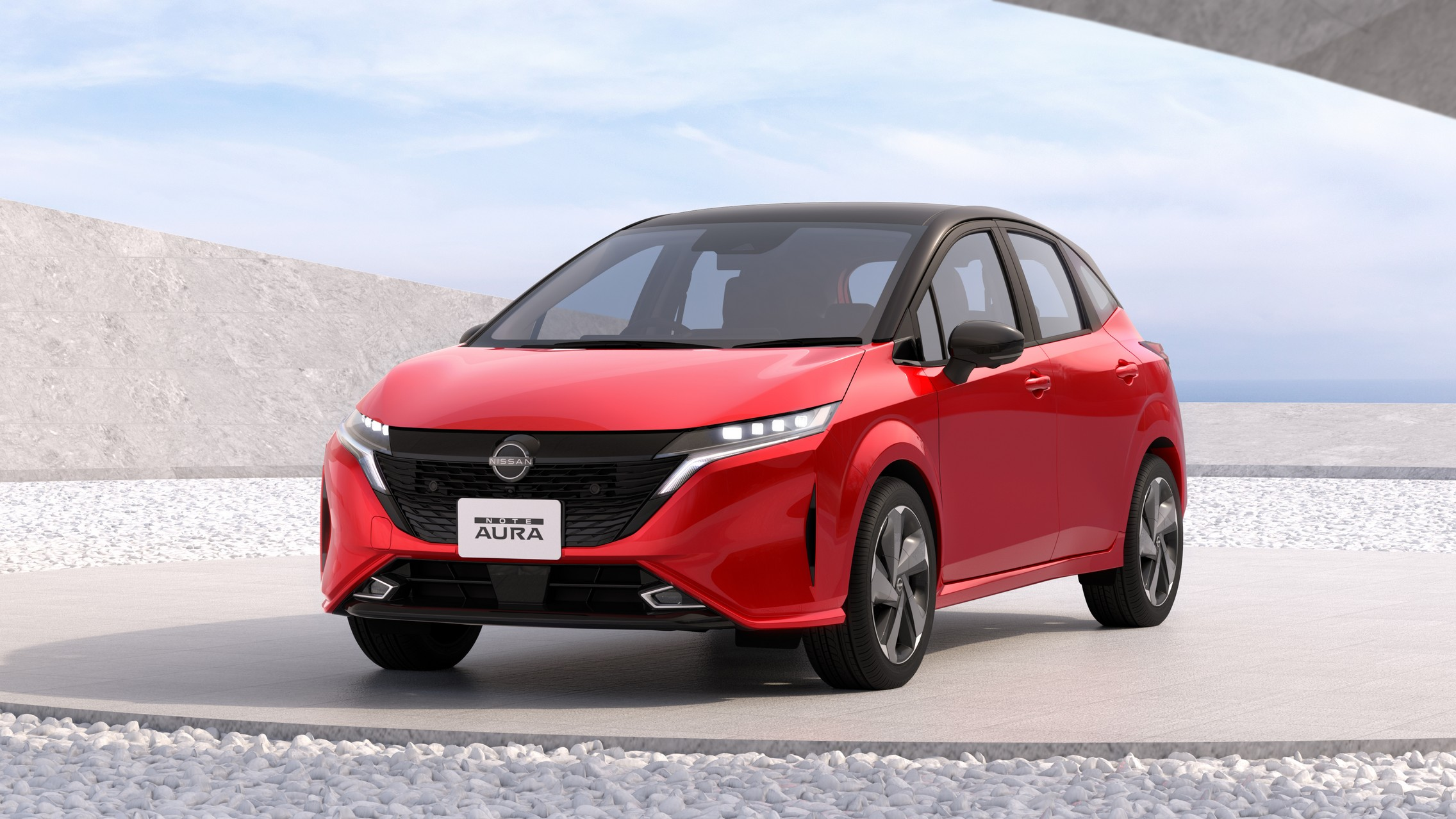 Nissan unveiled the next-gen Note hatchback half a year ago, and has now announced a special edition of it named Aura, which will be distanced from the main model.