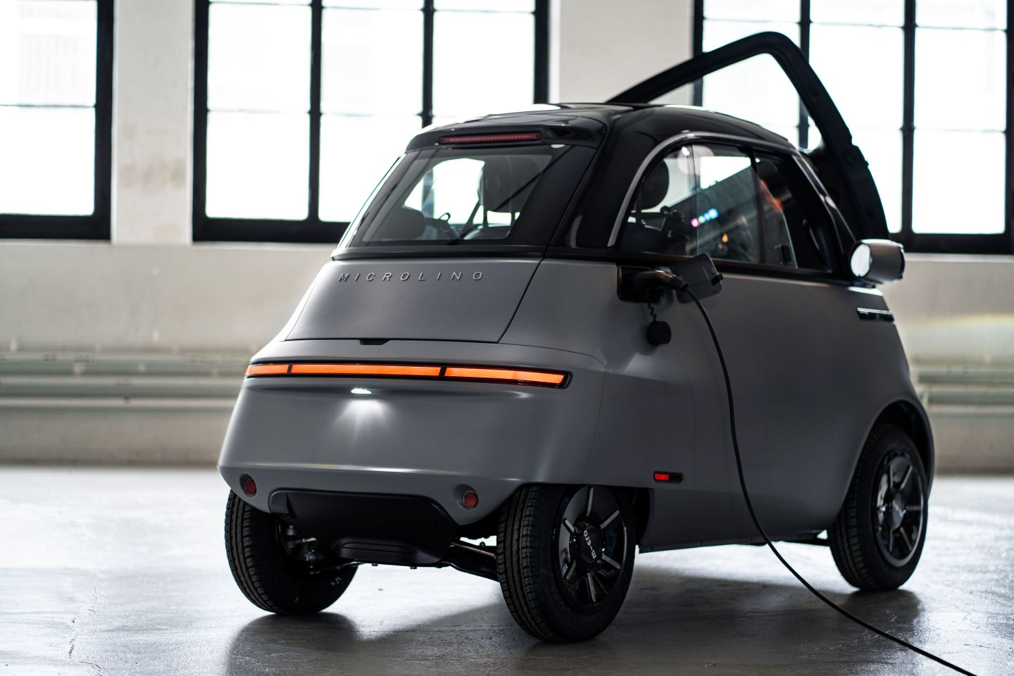 After test-driving its Microlino subcompact on city streets (see video), Micro Mobility Systems has updated its appearance and claims this is what the final production version will look like.