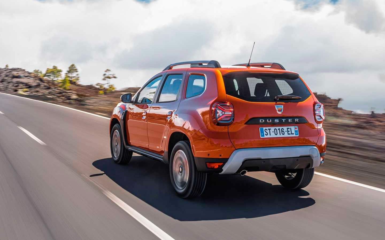 Dacia представила рестайлинговый Duster (на некоторых рынках продаётся под маркой Renault): кроссовер получил внешность в стиле нового Sandero и уменьшил уровень вредных выбросов.