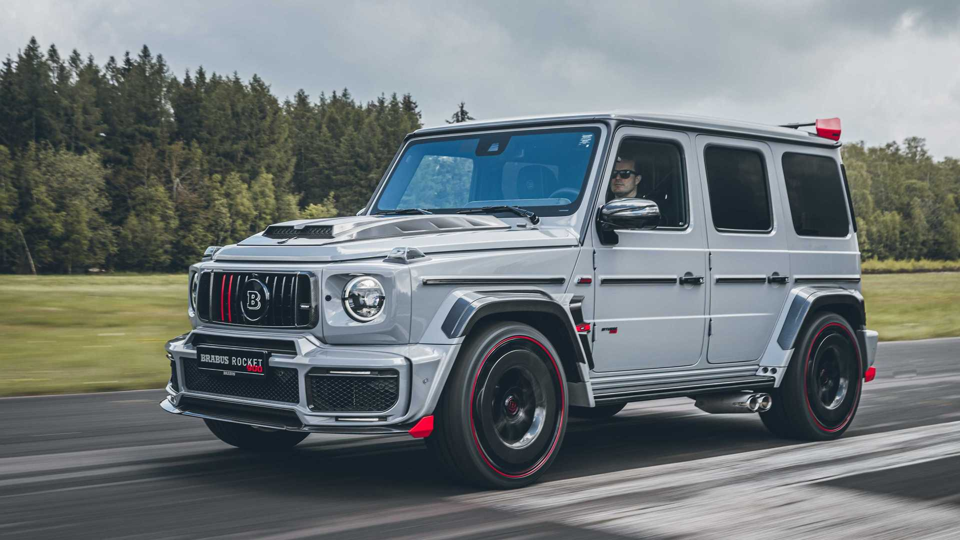 Brabus has unleashed its latest custom edition of the Mercedes-AMG G63 S, landing it with an extreme performance boost and a body kit to match.