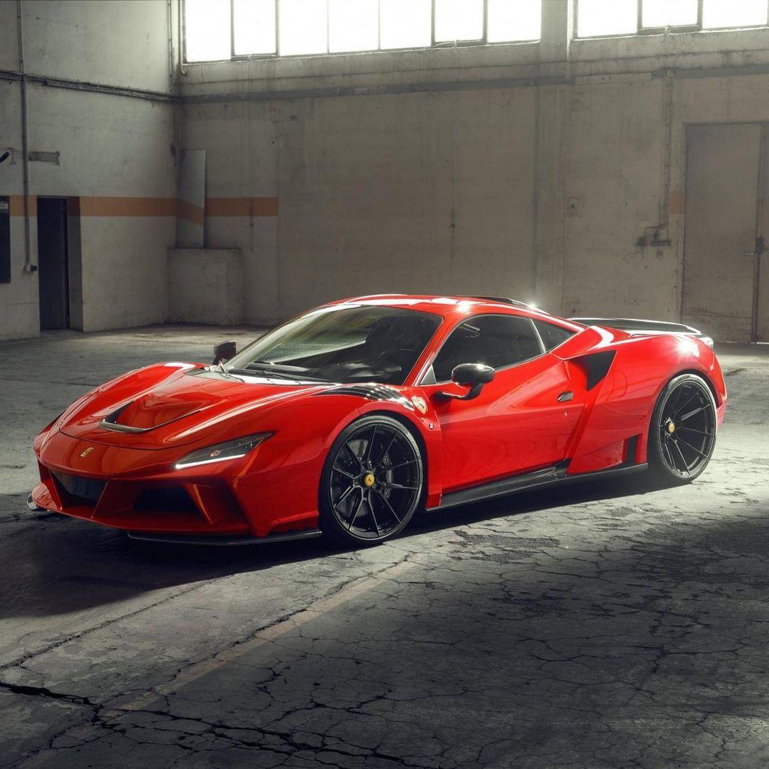 Под маркой N-Largo немецкое тюнинг-ателье Novitec выпускает лишь самые эксклюзивные и роскошные автомобили, и сегодня стартовала сборка 15 экземпляров кастомных Ferrari F8 Tributo из этой серии.