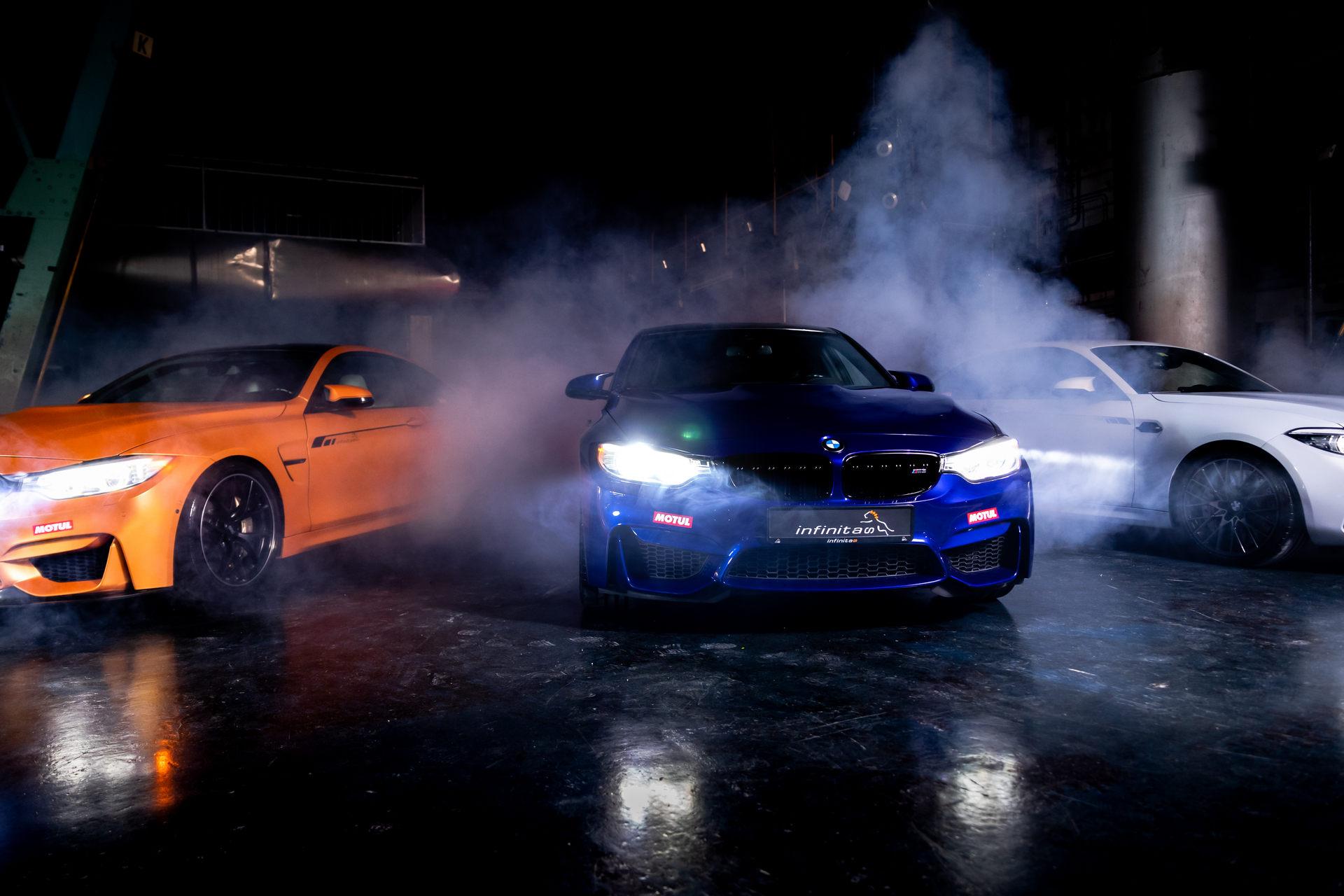Infinitas, немецкий производитель компонентов тюнинга для автомобилей BMW, анонсировал систему тюнинга Hybrid Charger для всех моделей, оснащаемых движком S55B30.