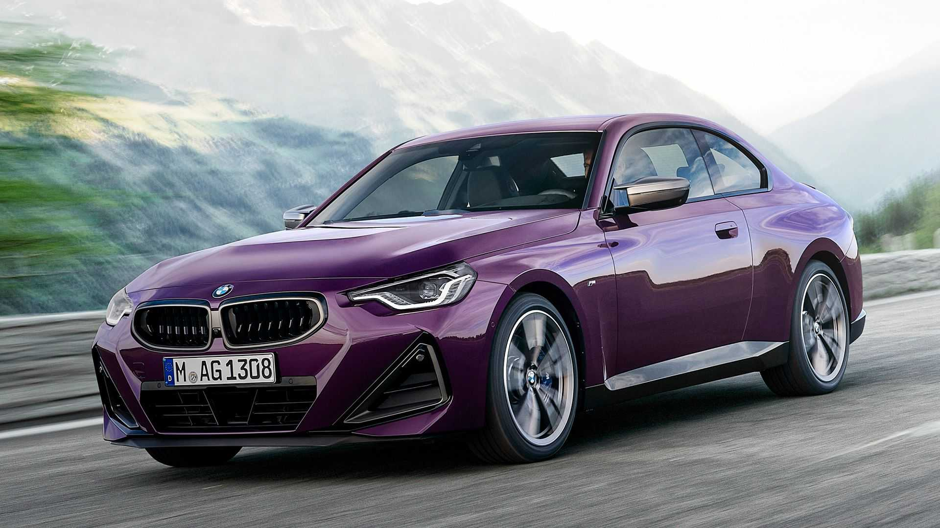 The new BMW 2 Series Coupe has arrived, and the manufacturer calls it an ideological successor to the original BMW 02 from over half a century ago.